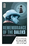 Doctor Who 50th Book 07: Remembrance of the Daleks