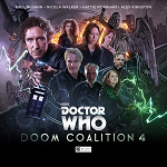 Doctor Who (8th Doctor): Doom Coalition 4 CD Set