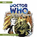 Doctor Who: The Auton Invasion (CD, Target)