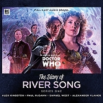 Doctor Who: The Diary of River Song, Series 1 (CD Set)