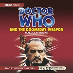 Doctor Who: The Doomsday Weapon (CD, Target)