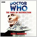 Doctor Who: The Edge of Destruction (CD, Target)