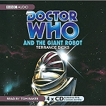 Doctor Who: The Giant Robot (CD, Target)