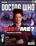 Doctor Who Magazine, Issue 480