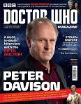 Doctor Who Magazine, Issue 503