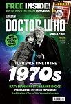 Doctor Who Magazine, Issue 508