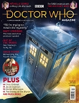 Doctor Who Magazine, Issue 523