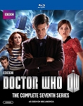 Blu-ray: Doctor Who Series 7 (Seven) (Complete)