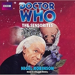Doctor Who: The Sensorites (CD, Target)