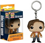 FUNKO Pop! Keychain: Eleventh Doctor