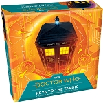 Doctor Who Keys to the TARDIS Game