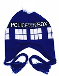 TARDIS Laplander Stocking Hat