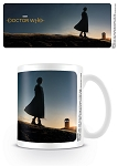 Doctor Who Jodie Whittaker 13th Doctor Mug: Full Silhouette