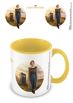 Doctor Who Jodie Whittaker 13th Doctor Mug: Circle Photo