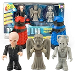 Monsters Micro Figure Multi Pack