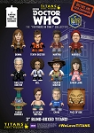 Titans Doctor Who Vinyl Figure, Partners in Time Collection