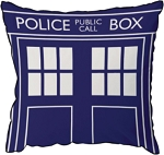 Pillow: TARDIS