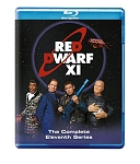 Red Dwarf Blu-Ray Series 11