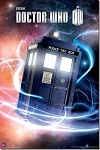 Doctor Who Poster: TARDIS - WhoNA Exclusive!
