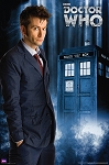 Doctor Who Poster: David Tennant 10th Doctor