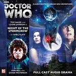 Doctor Who: Night of the Stormcrow CD