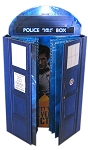 The TARDIS Traveller