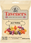 165g Bag of Taveners Jelly Babies