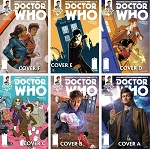 Doctor Who Comic: Tenth Doctor, Year 3, Issue 01