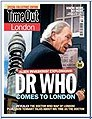 Time Out Magazine, 1st Doctor