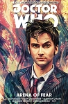 Doctor Who (10th Doctor, Year 2 #5): Arena of Fear