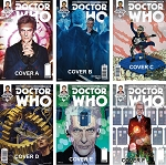 Doctor Who Comic: Twelfth Doctor, Year 3, Issue 1