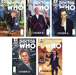Doctor Who Comic: Twelfth Doctor, Year 3, Issue 2