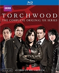 Torchwood: The Complete UK Series (Blu-Ray)