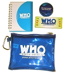 Who North America Mini Pouch with Accessories