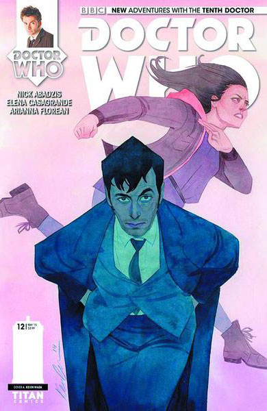 Doctor Who Comic: Tenth Doctor, Issue 12