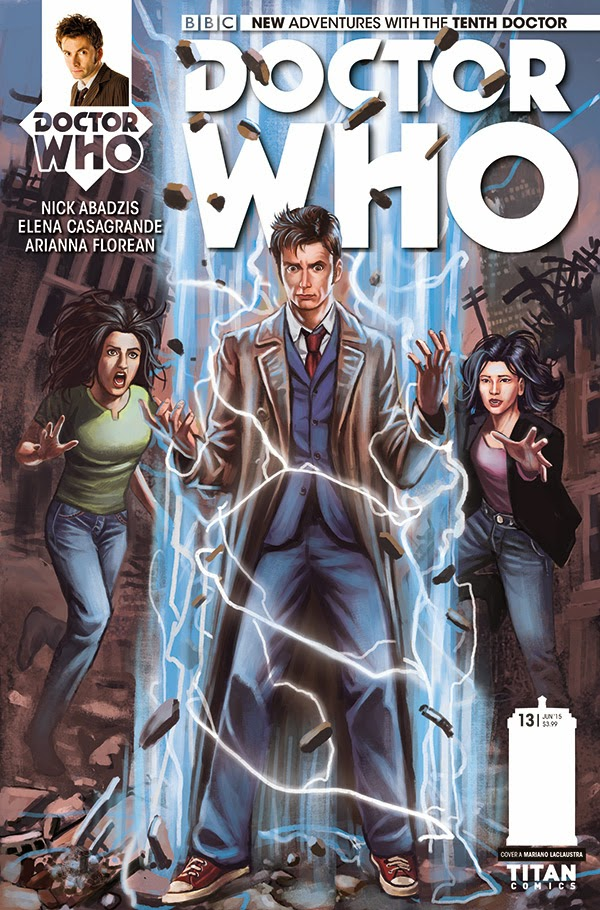 Doctor Who Comic: Tenth Doctor, Issue 13