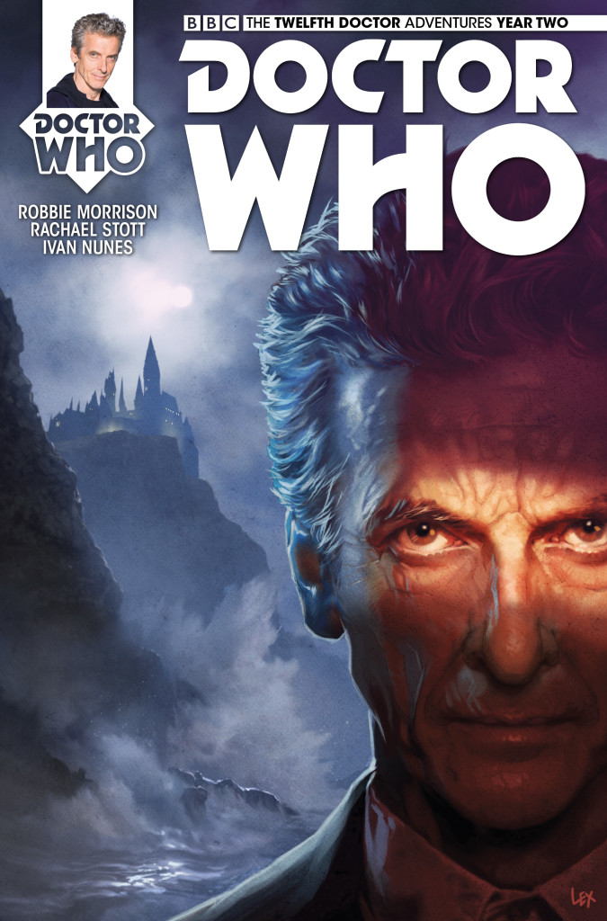 Doctor Who Comic: Twelfth Doctor, Year 2, Issue 02
