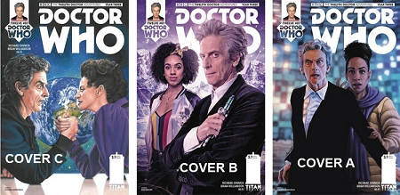 Doctor Who Comic: Twelfth Doctor, Year 3, Issue 7