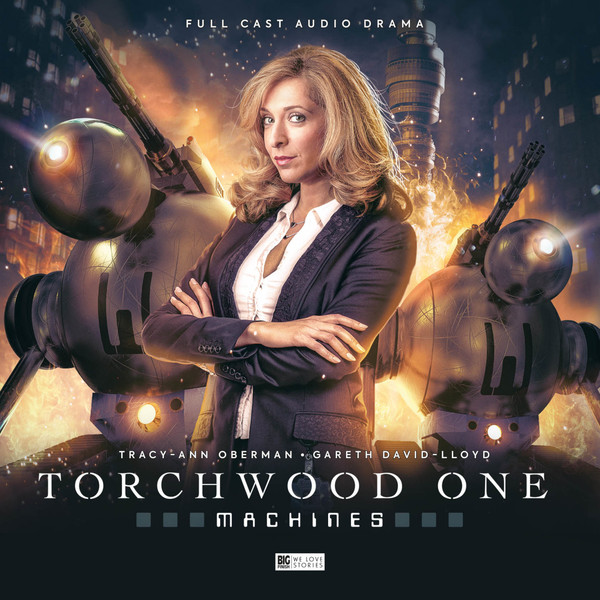 Torchwood One: Machines (CD Set)