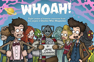 WHOAH! Eight Years of Bizarre Cartoons from DWM