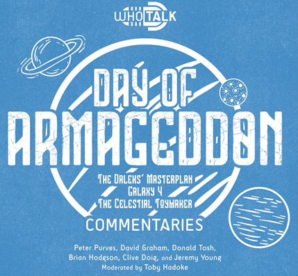 WhoTalk: Day of Armageddon