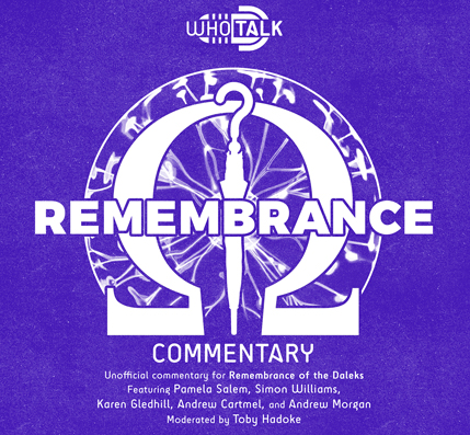 WhoTalk: Remembrance of the Daleks
