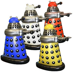Doctor Who 108cm Inflatable Dalek