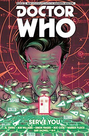 Doctor Who (11th Doctor #2): Serve You