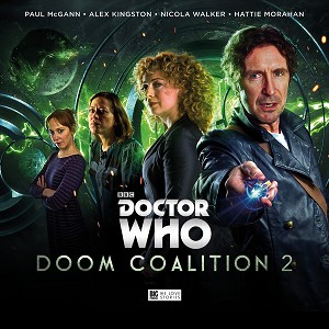 Doctor Who (8th Doctor): Doom Coalition 2 CD Set