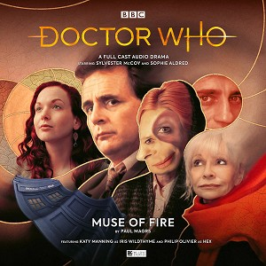 Doctor Who: 245. Muse of Fire