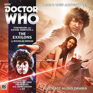 Fourth Doctor 4.1: The Exxilons
