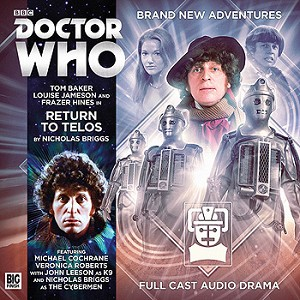 Fourth Doctor 4.8: Return to Telos