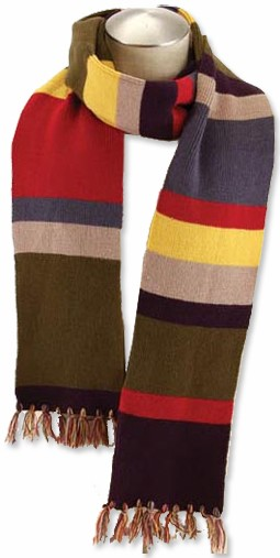 Doctor Who 6 Ft Scarf