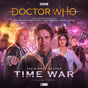Doctor Who (8th Doctor): The Time War, Set 3